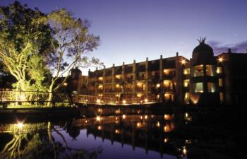 The Kingdom Hotel at Victoria Falls ****- Zimbabwe