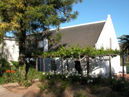Port - Wine Guest House **** - Calitzdorp - JAR