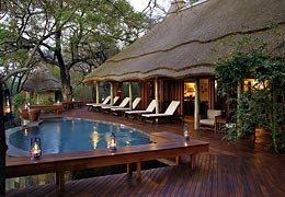 Imbali Safari lodge  **** - privátní koncese v NP Kruger - JAR
