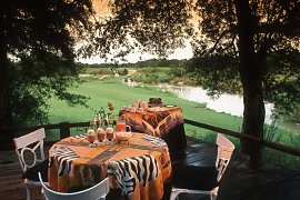 Inyati private Game Lodge *****- Sabi Sand Private Game reserve - JAR