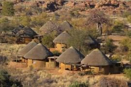 Mapungubwe National park** - u Pontdrift - JAR