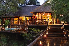 Madikwe River Lodge *** - Madikwe Game Reserve - JAR
