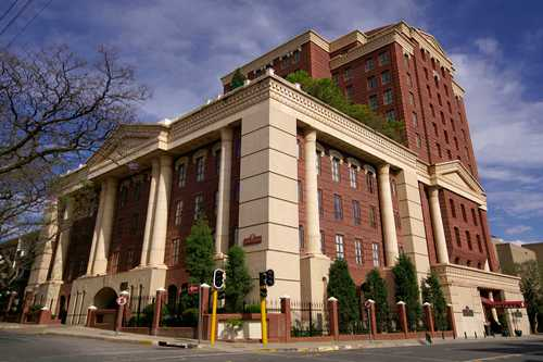 The Grace in Rosebank ***** - Johannesburg - Rosebank - JAR